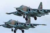 Nga nói gì vụ Su-25 đối đầu tàng hình F-22 Mỹ ở Syria?