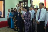 Kỷ niệm 95 năm ngày sinh Thủ tướng Võ Văn Kiệt