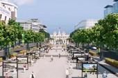 Ngày 13-5, cấm xe ra vào đường Nguyễn Huệ