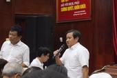 Dự án bị treo, ông Đoàn Ngọc Hải xin lỗi 1.400 hộ dân