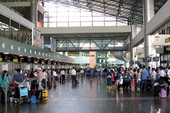 Cục Hàng không VN chấp thuận việc nâng cấp nhà ga Nội Bài