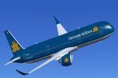 Vietnam Airlines lùi giờ 8 chuyến bay vì bão số 3