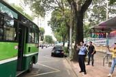 Lắp bảng thông tin trực tuyến phục vụ người đi xe buýt