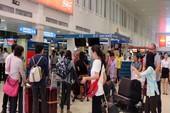 Huỷ nhiều chuyến bay đến, đi Đồng Hới, Chu Lai