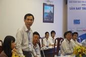 Tiếp tục bàn giảm ùn tắc sân bay Tân Sơn Nhất