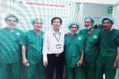 Cứu sống bệnh nhân nguy kịch nhờ quy trình 'báo động đỏ liên viện'