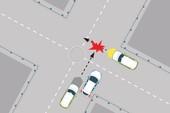 Thói quen cứu mạng khi qua giao lộ