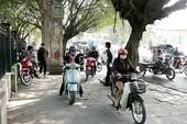 Những thói xấu của người Việt khi lái xe