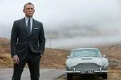 Triển lãm xe của James Bond