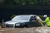 Xử lý nội thất xe ngập nước