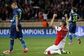 Clip Arsenal thắng Monaco 2-0