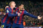 Barcelona thắng Real Madrid 2-1 trong trận siêu kinh điển