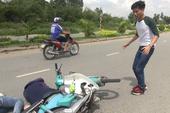 Đi bộ gây tai nạn cho người khác, có thể bị xử tù?