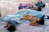 Trẻ em tự ý bỏ nhà đi lang thang là trái luật