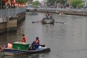 Ba năm, hơn 100 tấn cá chết kênh Nhiêu Lộc - Thị nghè