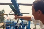 1 tàu cá Quảng Ngãi bị 4 tàu Trung Quốc truy đuổi và đâm chìm