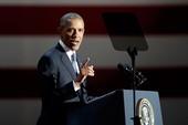 Clip Tổng thống Obama phát biểu chia tay tại Chicago