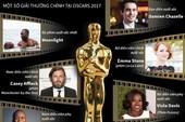 Những giải thưởng được trao tại Oscar 2017