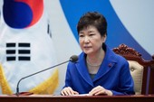 Clip: Tổng thống Hàn Quốc Park Geun Hye bị phế truất