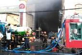 Clip: Hiện trường vụ cháy ở Cần Thơ vào sáng ngày 24-3