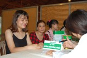 Công nhân Đồng Nai được tư vấn, khám sức khỏe miễn phí