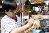 Clip: Nghệ nhân phố Hội làm giàu từ gốc tre