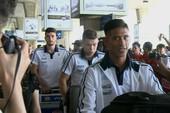 Clip: U-20 Argentina 'đốn tim' fan nữ Việt Nam
