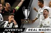 Đường đến chung kết C1 của Juventus và Real Madrid