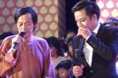 Nghệ sĩ Hoài Linh bị khán giả ném đá khi diễn