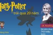 20 năm phát hành truyện 'Harry Potter'