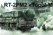 'Lưỡi hái tử thần' Topol-M di động của Nga