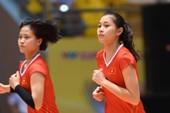 Nữ VĐV 15 tuổi nổi bật ở đội hình tuyển trẻ Việt Nam
