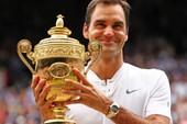 Thành tích đáng nể của ngôi sao quần vợt Roger Federer