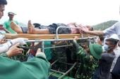 Video: Đưa thuyền viên đầu tiên trên tàu chìm vào bờ