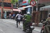 Công an phường Phạm Ngũ Lão truy quét người nghiện