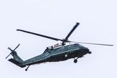 Chiếc Marine One của Tổng thống Mỹ bay thử ở Đà Nẵng