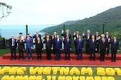 Các lãnh đạo APEC chụp ảnh kỷ niệm