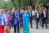Phu nhân lãnh đạo các nền kinh tế APEC thăm Hội An