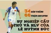 Sự nghiệp cầu thủ, huấn luyện viên của Lê Huỳnh Đức