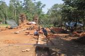 Phát hiện con đường cổ hàng trăm năm tuổi ở Mỹ Sơn