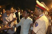 Bị giật dây chuyền tại lễ khai mạc Festival Quảng Nam