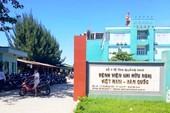 Trẻ 3 tuổi chết tại bệnh viện: Báo cáo Bộ Y tế