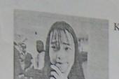 Thiếu nữ nghi mất tích tại Quảng Nam đang ở TP.HCM