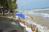 3 giải pháp để 'cứu' bờ biển Cửa Đại