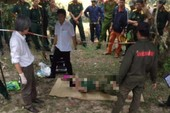 Một thanh niên bị tàu tông chết