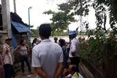 1 học sinh lớp 9 đuối nước khi tắm sông Trường Giang