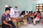 Phát hiện thêm 5 học sinh bị nghi mắc bệnh bạch hầu