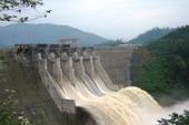Khẩn trương điều tiết mực nước các hồ chứa thủy điện