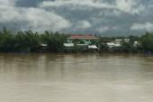 Quảng Nam xả lũ, nhiều vùng bị chia cắt