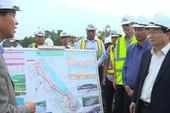 Phó thủ tướng kiểm tra cao tốc Đà Nẵng-Quảng Ngãi